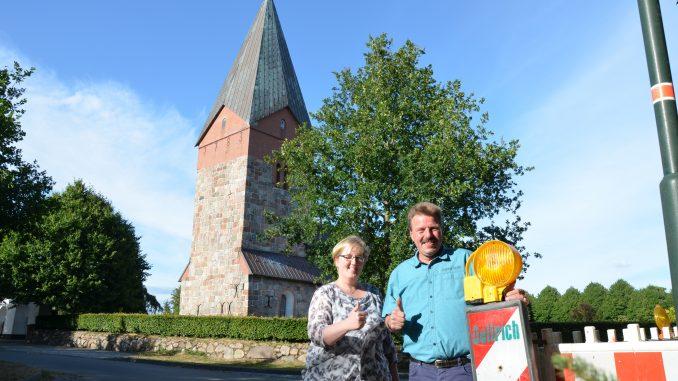 Quote in Hattstedt erreicht, Gesamtausbau beginnt